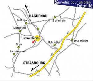 Plan de la region